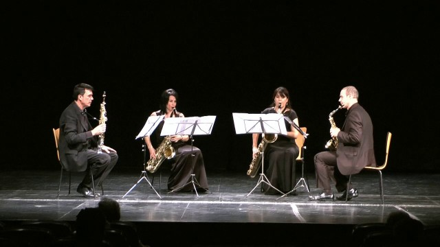 20131210 Cuarteto en el Salmeron