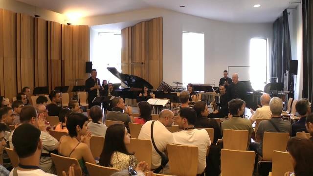 20150710 Sax-Ensemble- – Tomas Marco- Quimeras. Seleccion