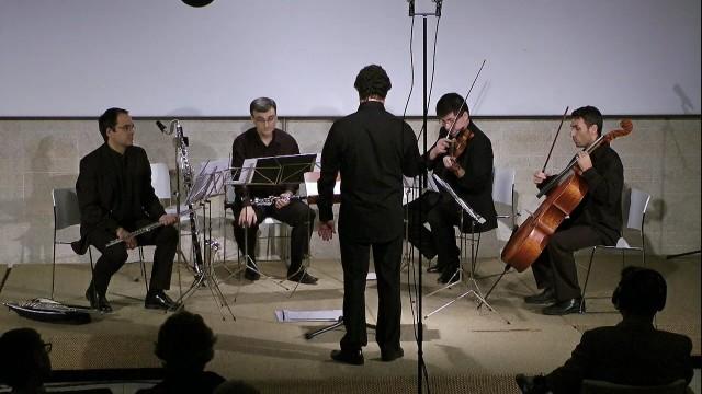 20151026 Zahir Ensemble – Juan Garcia – Polly Nichols