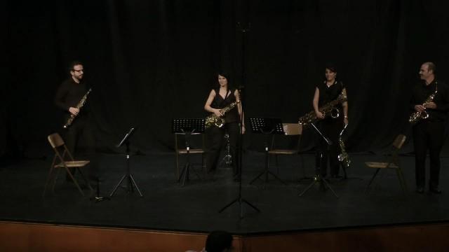 20151030 Aranjuez-Cuarteto Sax- Marta Lozano- Tsubame