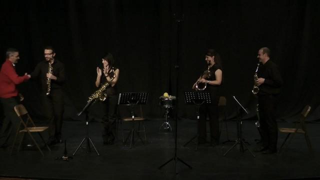 20151030 Aranjuez-Cuateto Sax- J. Gomez Galiano-Tacito