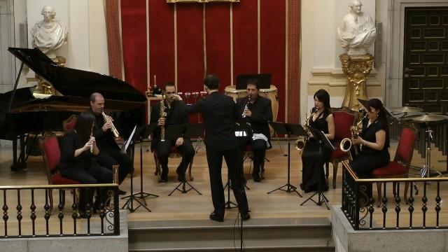 20151219 Bellas Artes – Mosquera- Qintet Revisited