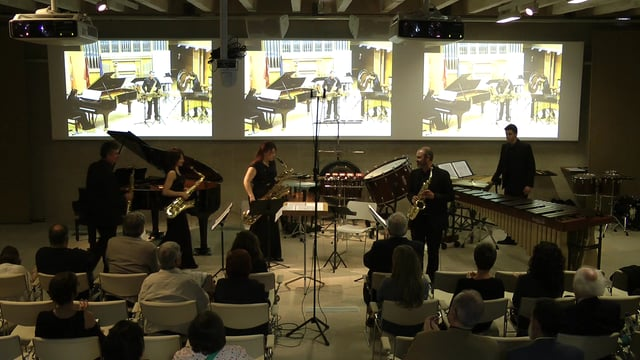 20160530 Sax-Ensemble- Bernaola, Prólogo