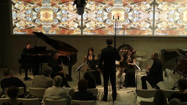 20160530 Sax-Ensemble COAM- Acilu, Quinteto