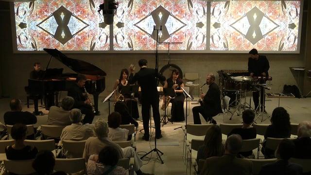 20160530 Sax-Ensemble COAM- Marco, Paraiso Dinámico
