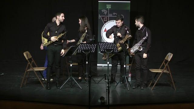 Aranjuez ilusax-Rafael Hernandez, Manchas en el silencio