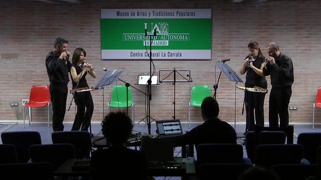 Corrala Sax-Ensemble-Carretero Fata Morgana