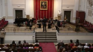 Bellas Artes, Sax-Ensemble