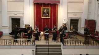 Bellas Artes, Sax-Ensemble, Zulema