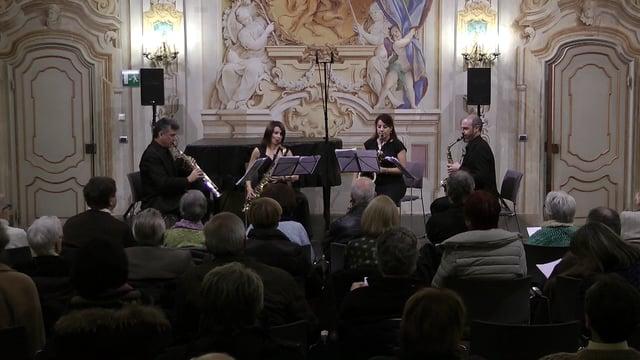 Turin- Cuarteto Sax-Ensemble-Completo
