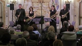 Turin- Cuarteto Sax-Ensemble – Duran-Loriga, Xerodanza