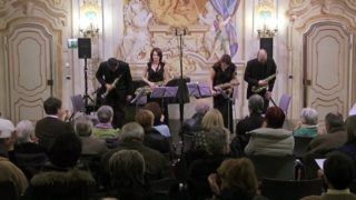 Turin- Cuarteto Sax-Ensemble-Granados, Oriental
