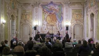 Turin- Cuarteto Sax-Ensemble- H. Parra, Fragments Stries