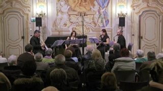 Turin- Cuarteto Sax-Ensemble-M. Botter, Sheet of Sounds