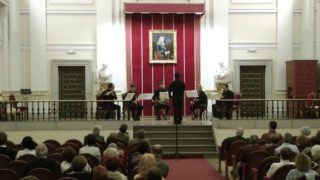 Zahir Ensemble, Shoenberg-Quinteto Op26