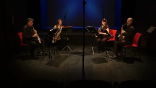 Sax-Ensemble, Sevilla; Tomás Marco, Paraiso Danzante