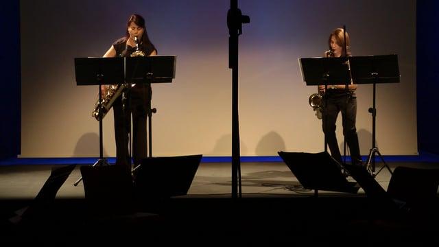 Sax-Ensemble, Sevilla;Blardony, Es del alma