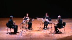 Arévalo- Sax-Ensemble- Calandin, 30 maneras