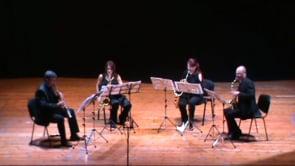 Arévalo- Sax-Ensemble- Cruz de Castro, Sombras