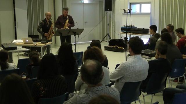 SaxIberian Duo , Portugal – Peixoto, Dialogismos