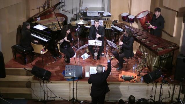 Nuevo Ensemble Segovia; L Galdiano – E. Muñoz, La puerta del cielo