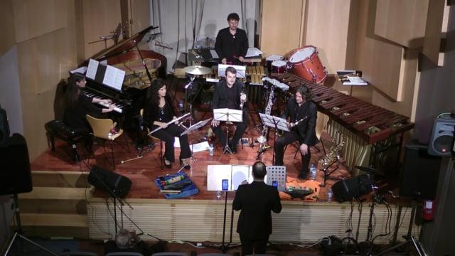 Nuevo Ensemble Segovia; L Galdiano- A Gallego- Iterseçoes e mudanças