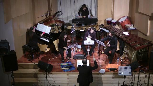 Nuevo Ensemble Segovia; L Galdiano- L. Aguirre. Toque a Oggun y Shango