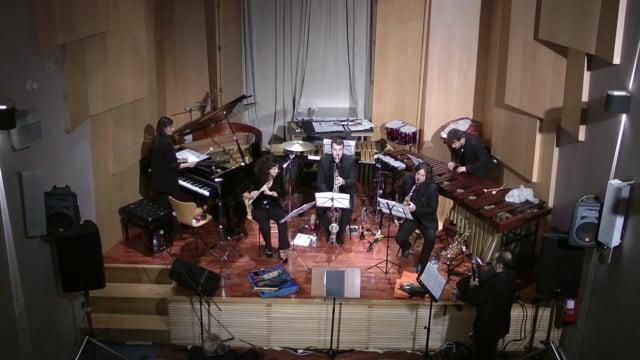 Nuevo Ensemble Segovia; L Galdiano – C Galán, Tierras raras II