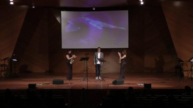 Sax-Ensemble, Centrocentro – M. Carro,Dos rios