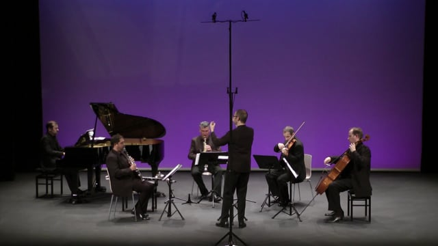 Sax-Ensemble, Fest. Tres Cantos – Fdez. Vidal, Concierto Italiano