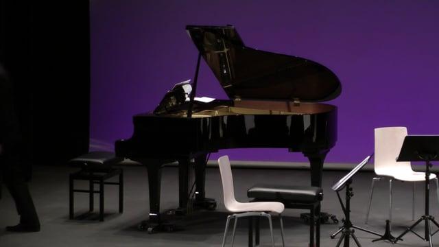 Sax-Ensemble, Fest. Tres Cantos – J. Soler, Para Elena y Ramon Barce