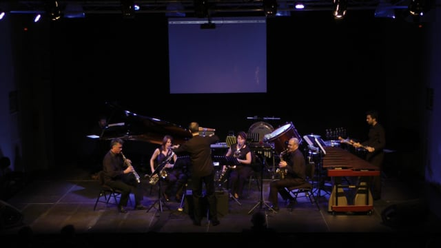 Sax-Ensemble Segovia; Del Puerto, Sonata a seis