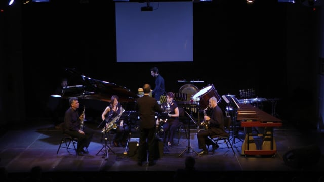 Sax-Ensemble Segovia; P. Jurado- Xtremesax