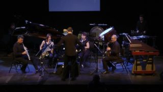 Sax-Ensemble Segovia; T. Marco- Paraíso diámico