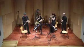 Lazaro Gald- Sax-Ensemble- Duran Loriga, Xerodanza