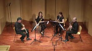 Lazaro Gald- Sax-Ensemble- Romero, Cuarteto