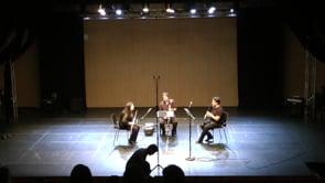 Sax-Ensemble, Meco- Trio de 2 Ctes y Flauta