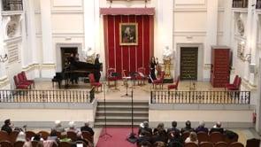 Bellas Artes Unir- Sax-Ensemble-Joao Ripper, Sexteto