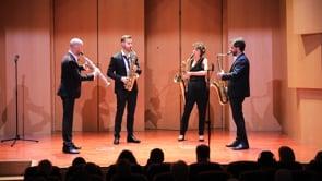 Milano Saxophone Quartet Lz Galdiano