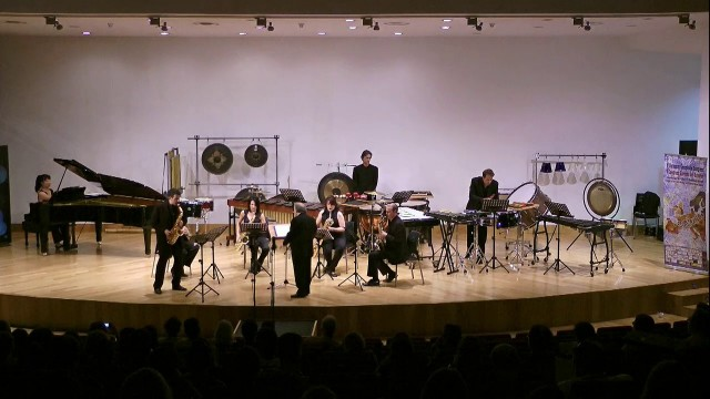 20140501 Apertura Sax-Ensemble – Zulema