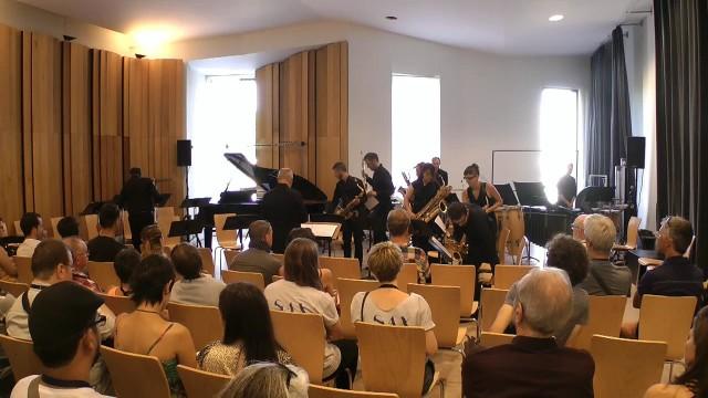 20150710 Sax-Ensemble- World Congres-J. Rueda- Concierto de Cámara nº 3