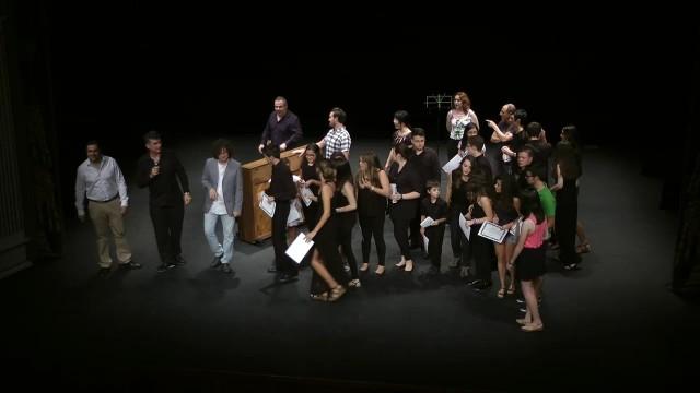 20150729 Almagro Diplomas