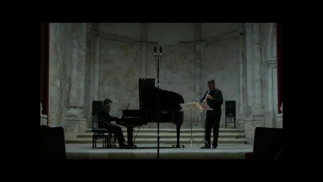 20150905 Brihuega-Duo sax-piano- S. Fazzolari-Sonata nº 4