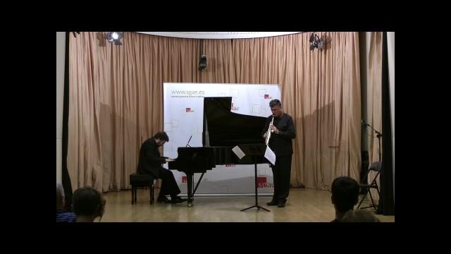20151001 S. Manuel de Falla- F. Martinez-Escoda- Fazzolari-Sonata nº 4 A