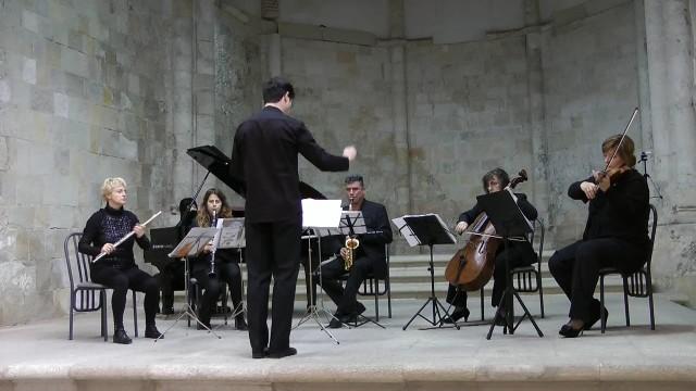 20151004 Brihuega – Fazzolari El corazon