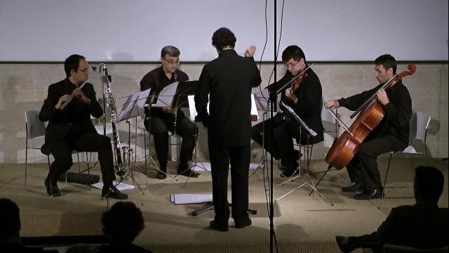 20151026 Zahir Ensemble-Luis de Pablo-Dibujos