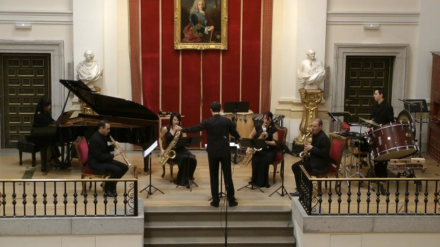 20151219 Bellas Artes – Carretero – A quattro voci
