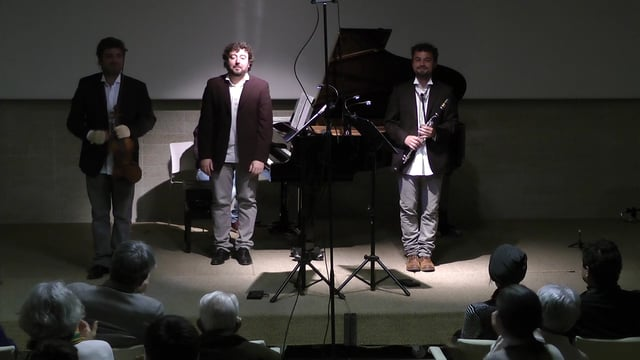 20160411 Trio Musicalis- Cruz Lopez, My E