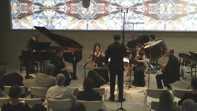 20160530 Sax-Ensemble COAM- Carretero a quattro voci