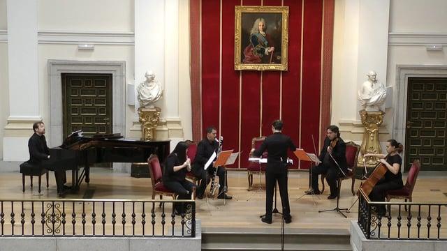 Academia de Bellas Artes- Duran Loriga, Jabardillo